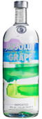 Absolut Vodka Grape
